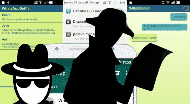 WhatsApp Sniffer & Spy Tool 2018 (Free Download) [v3 9 ]